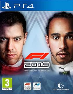F1 2019 (használt) PS4