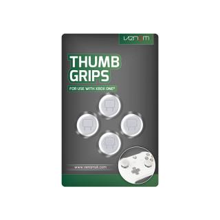 VENOM VS2898 Thumb Grips (4x) XBOX ONE kontrollerhez - fehér XBOX ONE