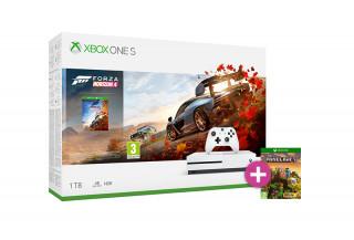 Xbox One S 1TB + Forza Horizon 4 + Minecraft Master Collection XBOX ONE