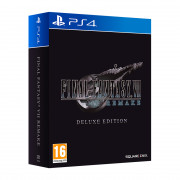 Final Fantasy VII Remake: Deluxe Edition PS4