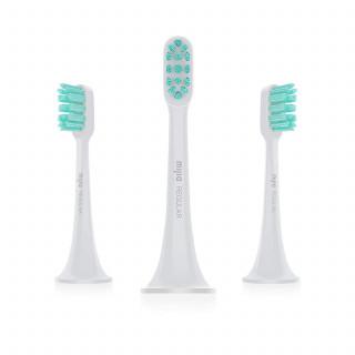Xiaomi Mi Electric Toothbrush Head Regular 3pack Light Grey Mobil
