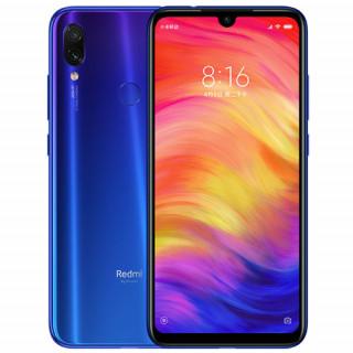 Xiaomi Redmi Note 7 4 + 64GB Neptune Blue EU Dual Sim Mobil