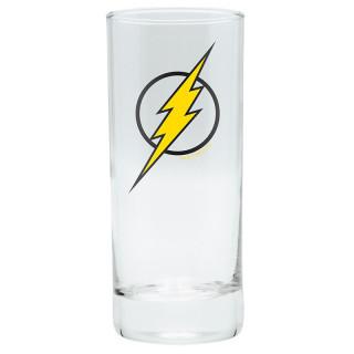 DC COMICS - Üveg pohár - Flash Ajándéktárgyak