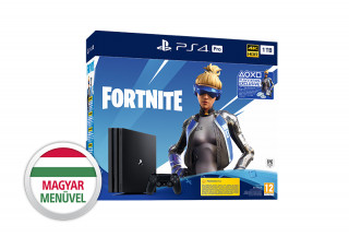 PlayStation 4 (PS4)  Pro 1TB + Fortnite Neo Versa csomag PS4