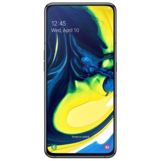 Samsung Galaxy A80, Dual SIM, fekete Mobil