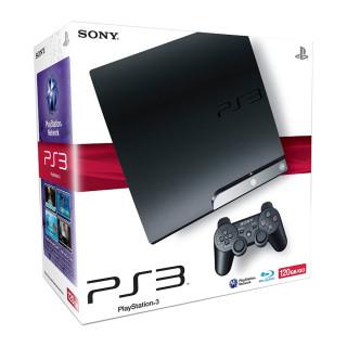 Playstation 3 (PS3 Slim) 120 GB (használt) PS3