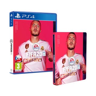 FIFA 20 Steelbook Edition PS4