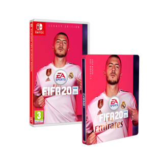 FIFA 20 Legacy Steelbook Edition Switch