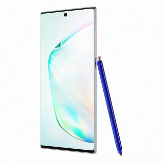 Samsung Galaxy Note10+ SM-N975 256GB Dual SIM , Fénylő Prizma Mobil
