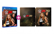 WWE 2K20 Steelbook Edition