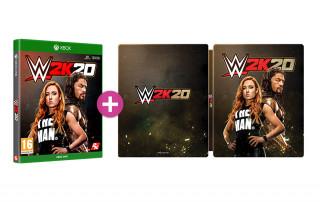 WWE 2K20 Steelbook Edition XBOX ONE