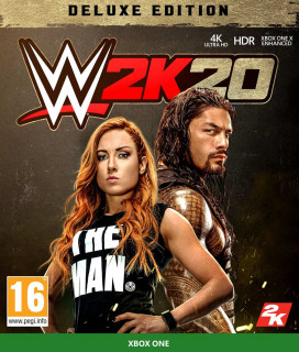 WWE 2K20 DELUXE EDITION Xbox One