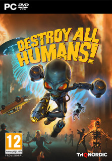 Destroy All Humans! PC
