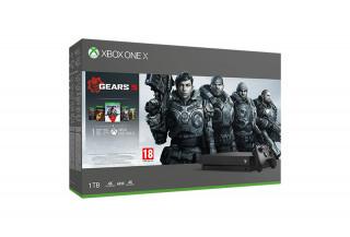 Xbox One X 1TB + Gears 5 Xbox One