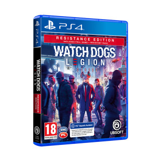 Watch Dogs Legion Resistance Edition PS4