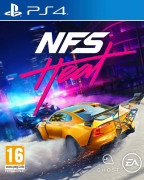 Need for Speed Heat (használt) PS4