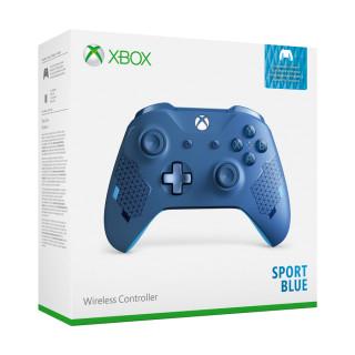 Xbox One Vezeték nélküli kontroller (Sport Blue Special Edition)