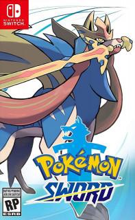 Pokémon Sword (használt) Nintendo Switch