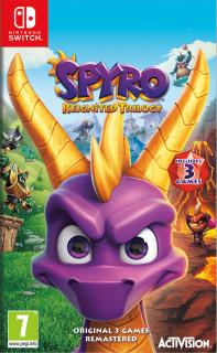 Spyro Reignited Trilogy Nintendo Switch