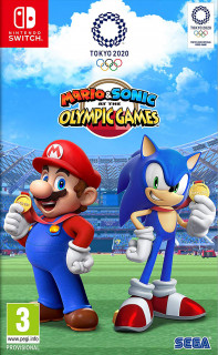 Mario & Sonic at the Olympic Games Tokyo 2020 Nintendo Switch