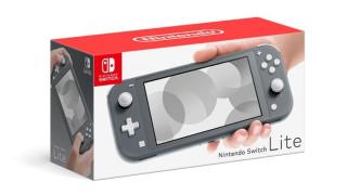 Nintendo Switch Lite (Szürke) Switch