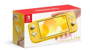 Nintendo Switch Lite (Sárga)