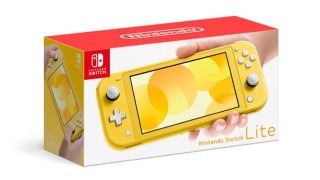 Nintendo Switch Lite (Sárga)