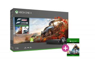Xbox One X 1TB + Forza Horizon 4 + Forza Motorsport 7 + Anthem XBOX ONE