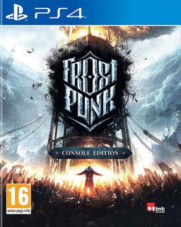 Frostpunk: Console Edition (használt) PS4