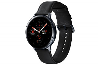 Samsung Galaxy Watch Active2 (44mm, SS) Black (SM-R820NSKAXEH)