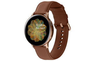 Samsung Galaxy Watch Active2 (44mm, SS) Gold (SM-R820NSDAXEH) Mobil