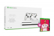 Xbox One S 1TB + dva ovládače + FIFA 20 Xbox One