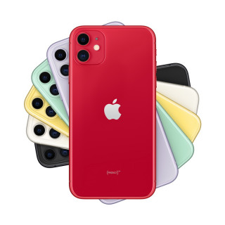 Apple iPhone 11 64GB Piros Mobil