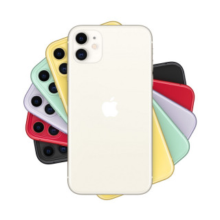 Apple iPhone 11 64GB Fehér Mobil