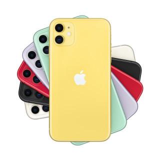 iPhone 11 64GB Sárga Mobil