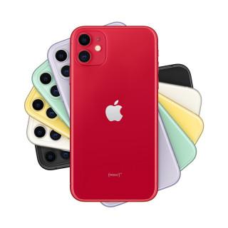 iPhone 11 128GB Piros Mobil