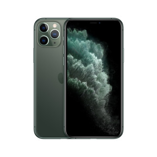 Apple iPhone 11 Pro Max 512GB Éjzöld Mobil