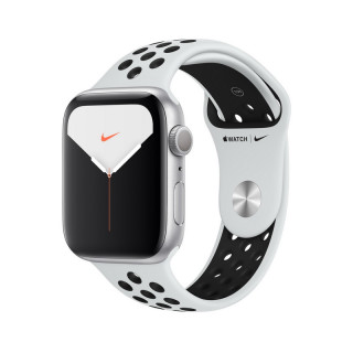 Apple Watch Nike Series 5 GPS 44mm Ezüst