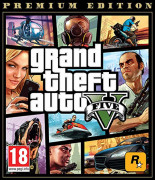 Grand Theft Auto V Premium Edition (GTA 5)