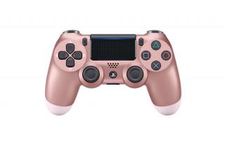 Playstation 4 (PS4) DualShock 4 kontroller (Rose Gold) PS4