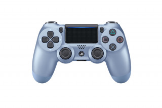 PlayStation 4 (PS4) Dualshock 4 kontroller  (Titanium Blue) PS4