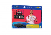 PlayStation 4 (PS4) Slim 1TB + FIFA 20 + dva Dualshock 4 ovládače PS4