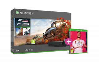 Xbox One X 1TB + Forza Horizon 4 + Forza Motorsport 7 + FIFA 20 XBOX ONE