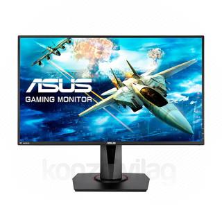Asus VG278Q monitor (ASUS promóció választható ajándék) PC