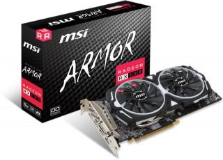 MSI Radeon RX 580 Armor 8G OC 8GB GDDR5 V341-064R PC
