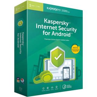 Kaspersky Internet Security Android (3 eszköz 1 év) (Letöltőkód)