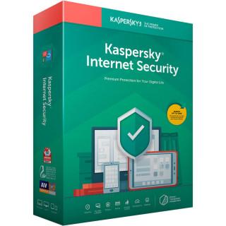 Kaspersky Internet Security (3 eszköz 1 év) (Letöltőkód)