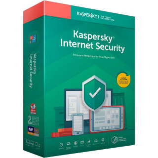 Kaspersky Internet Security(4 eszköz 1 év) (Letöltőkód)