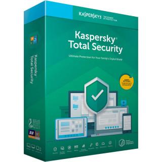 Kaspersky Total Security (5 eszköz 1 év) (Letöltőkód)
