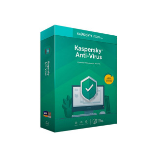 Kaspersky Anti-Virus (3 eszköz 2 év) megújítás (Letölthető) PC